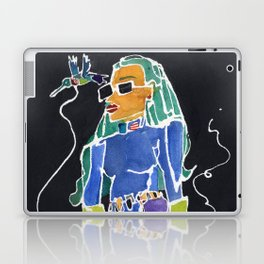 Hummingbird Bitch Laptop & iPad Skin