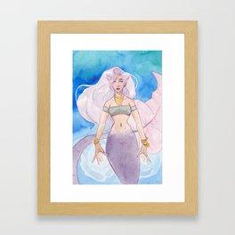 Serena Framed Art Print