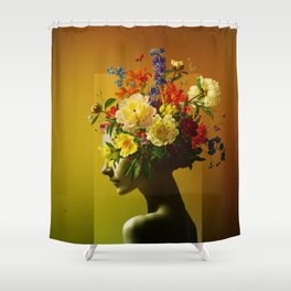 Human nature Shower Curtain