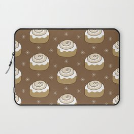 Cinnamon Bun Laptop Sleeve