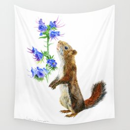 Take Time To Smell The Flowers by Teresa Thompson Wall Tapestry
