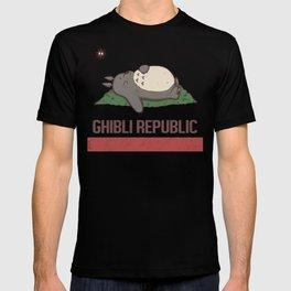 Ghibli Republic T-shirt