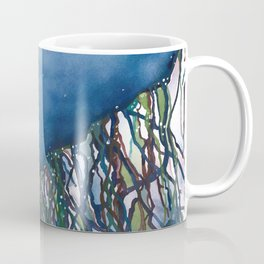 Dripping Mountain Coffee Mug