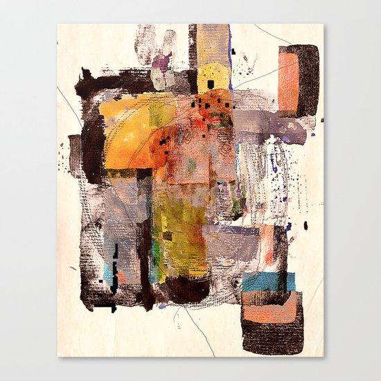 Inneneinrichtung Canvas Print