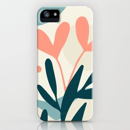Nature Geometry 08 iPhone Case