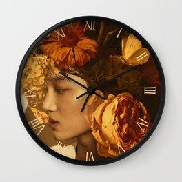 Secret Garden | Kai Wall Clock