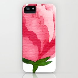 Beauty Rose Flower iPhone Case
