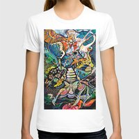 phoenix T-shirts featuring Phoenix by Dawn Patel Art