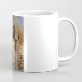 Fence to the Sky! Coffee Mug