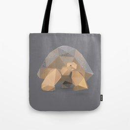 Giant Tortoise.  Tote Bag