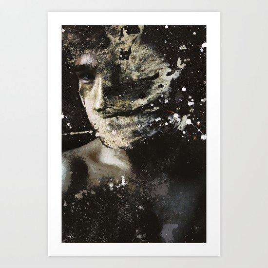 Squall Art Print