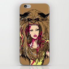 Beautiful Killer iPhone & iPod Skin