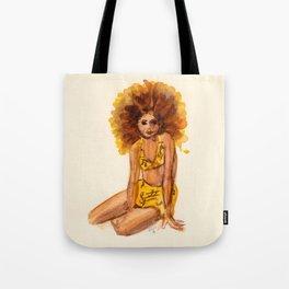 70's Music Tote Bag