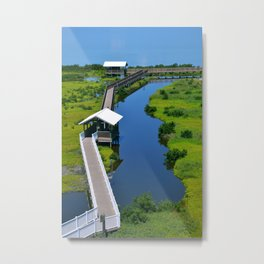 South Padre Island Metal Print