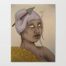 Primal Athena  Canvas Print