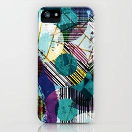 GeoDesign iPhone Case