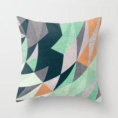 Center Throw Pillow