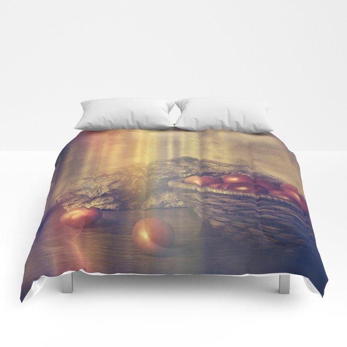 Still Life III Comforters