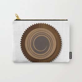 Chocolate Box Swirl Carry-All Pouch
