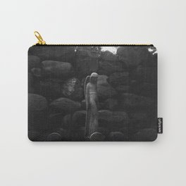 An Angel in Providence Carry-All Pouch