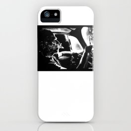 Bukowski's Sunday Drive iPhone Case