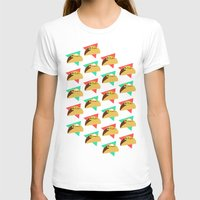 taco T-shirts featuring TACO TIME!  by Kaitlin Smith