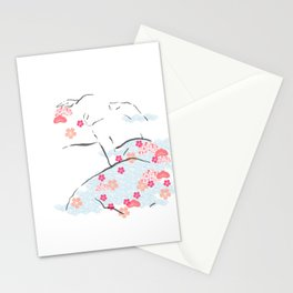 Japanese Dream Stationery Cards