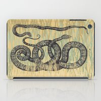 monty python iPad Cases featuring Python ~ The Summer Series by Mary Kilbreath