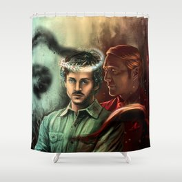 You're not alone Shower Curtain