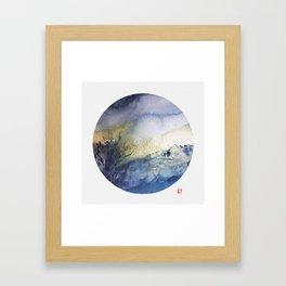 genius loci 1 Framed Art Print