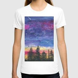The Zodiac over Sequoia T-shirt