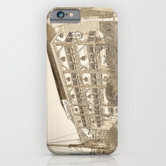 The Dickens Inn Pub London iPhone & iPod Case