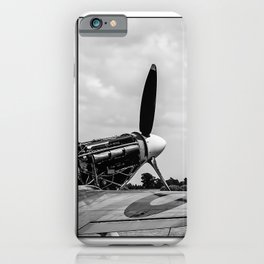 Hawker Hurricane Tryptych iPhone Case