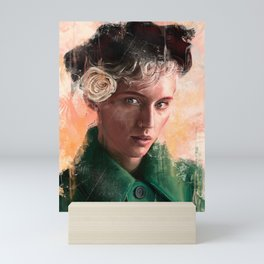 Troye Sivan Mini Art Print