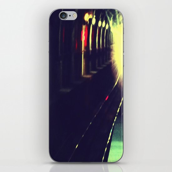 Do not walk into the light iPhone & iPod Skin