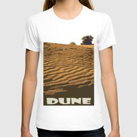 dune T-shirts featuring DUNE by Avigur