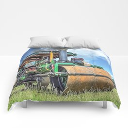 Marshall Steam Roller Comforters
