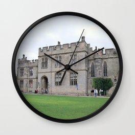 Merlin's castle Wall Clock
