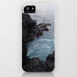 Blue Hawaii iPhone Case