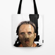 Hannibal Lecter: Monster Madness Series Tote Bag