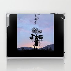 Poison Ivy Kid Laptop & iPad Skin