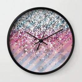 Blendeds V CL-Glitterest Wall Clock