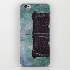 Snowy Brooklyn iPhone & iPod Skin