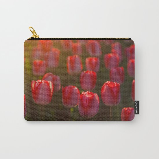 Tulips spring Carry-All Pouch