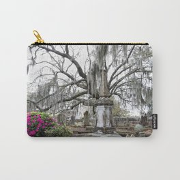 The Beauty of Life and Death Carry-All Pouch