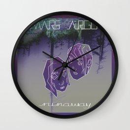 MARS ARGO _runaway_ Wall Clock