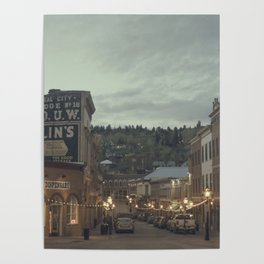 Central City, CO Poster