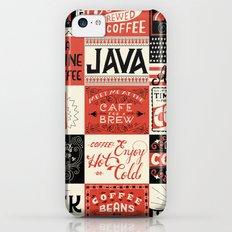 Coffee iPhone 5c Slim Case