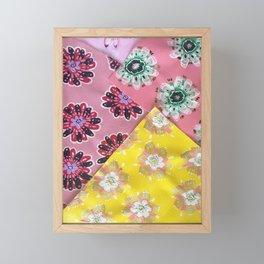 Quilt Framed Mini Art Print