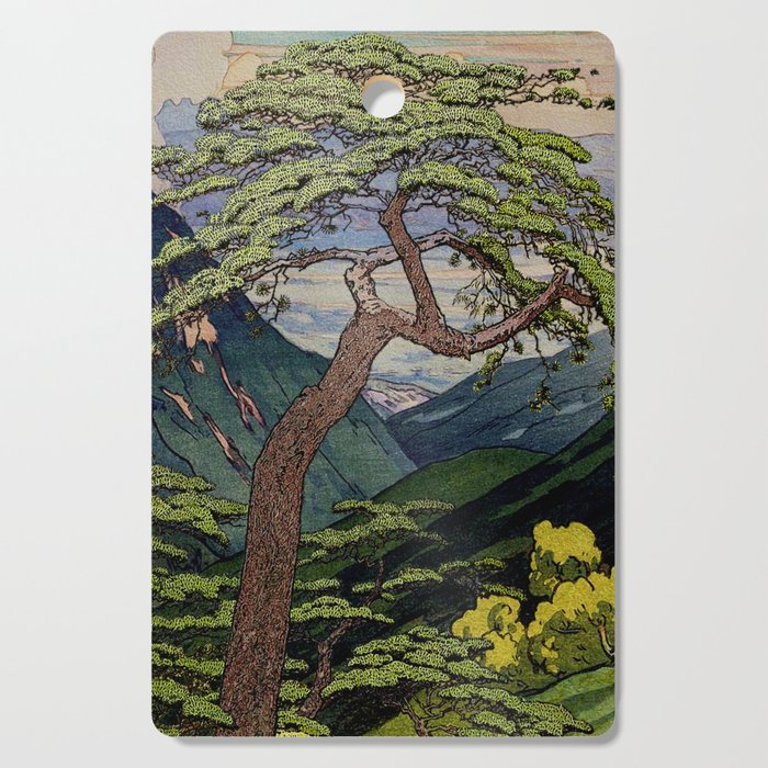 The Downwards Climbing Cutting Board